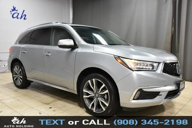 2019 Acura MDX w/Advance/Entertainment Pkg Hillside NJ