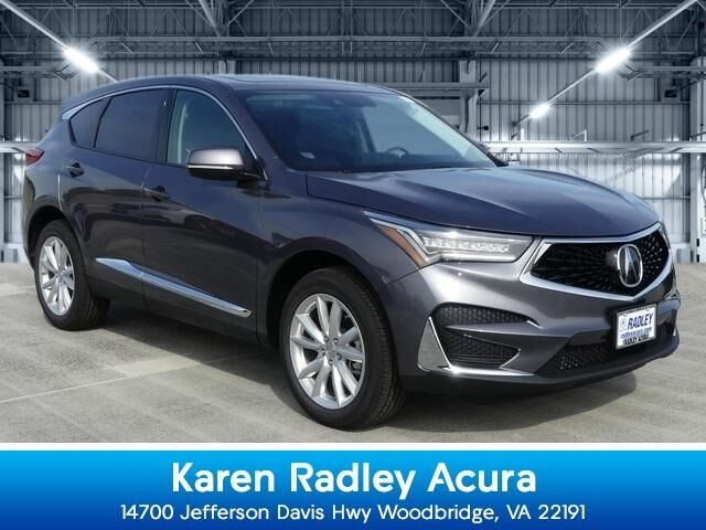 2019 Acura Rdx Base Woodbridge Va 27675401