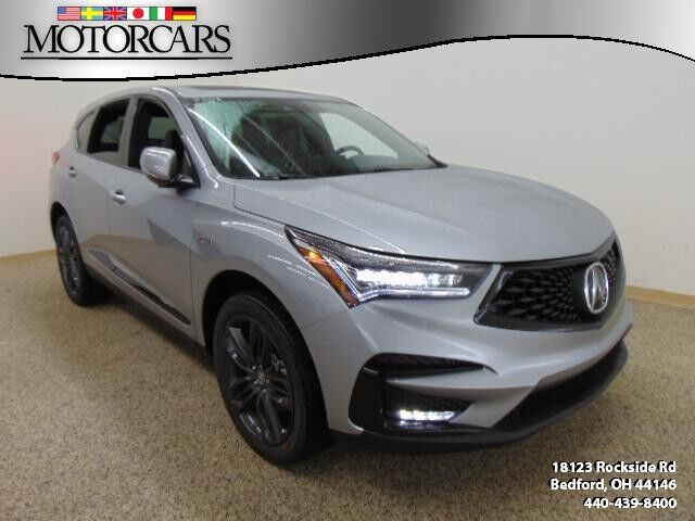 2019 Acura Rdx W A Spec Pkg Bedford Oh 27843715