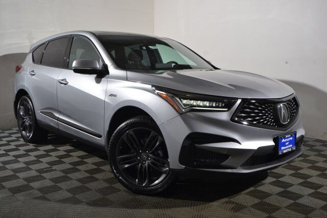 Acura Lease Deals >> 2019 Acura RDX w/A-Spec Pkg Seattle WA 24927306