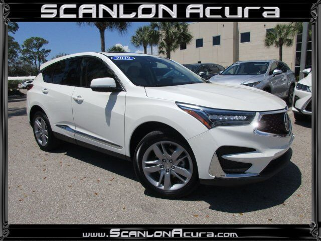 2019 Acura RDX w/Advance Pkg Fort Myers FL ...