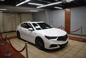 2019 Acura TLX A-Spec Red 2.4L RED ROSSO LEATHER INTERIOR