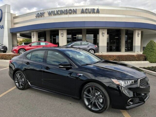 Tlx A Spec >> 2019 Acura Tlx V6 A Spec