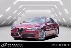 Alfa Romeo Giulia Ti Sport Q4 AWD Only 5K miles MSRP $51940 Factory Warranty. 2019