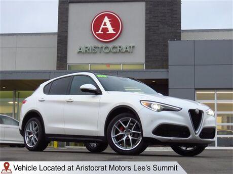 2019 Alfa Romeo Stelvio Ti Sport Kansas City KS