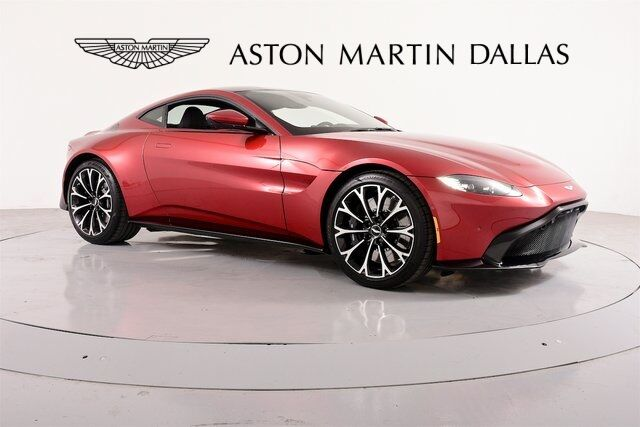 New Aston Martin V8 Vantage Dallas Tx