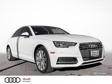 Audi A4 45 Komfort *Low KM*Low Financing *One Owner* 2019