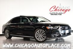 2019_Audi_A8 L_EXECUTIVE PACKAGE LIGHTING PACKAGE COLD WEATHER PACKAGE DRIVER ASSISTANCE PACKAGE_ Bensenville IL