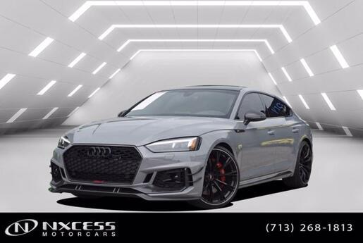 2019 Audi No Model RS 5 Sportback ABT Kit 530 HP Carbon Fiber Package Brand New Over 35k Upgrades 1 of 50 Built Houston TX