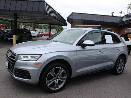2019 Audi Q5 2.0T quattro Premium Plus Roanoke VA