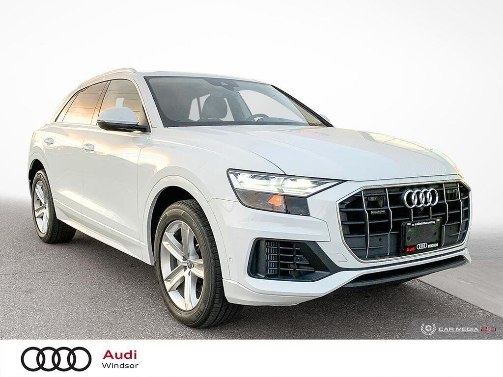 2019 Audi Q8 55 Progressiv Windsor ON