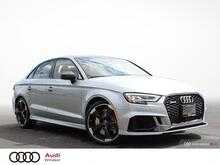 2019_Audi_RS 3 Sedan_2.5T_ Windsor ON