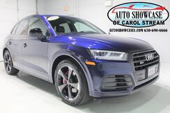 2019_Audi_SQ5_Premium Plus Black Optic_ Carol Stream IL