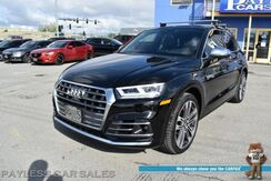2019_Audi_SQ5_Prestige / AWD / S-Sport Pkg / Heated Alcantra Seats / Sunroof / Bang & Olufsen Speakrs / Virtual Cockpit / Navigation / Lane Departure & Blind Spot Warning / Adaptive Cruise / Only 4k Miles / Tow Pkg / 1-Owner_ Anchorage AK