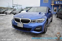 2019_BMW_330i_xDrive AWD / M Sport Pkg / Heads Up Display / Front & Rear Heated Vernasca Leather Seats / Heated Steering Wheel / Harman Kardon Speakers / Sunroof / Navigation / 360 View Camera / 1-Owner_ Anchorage AK