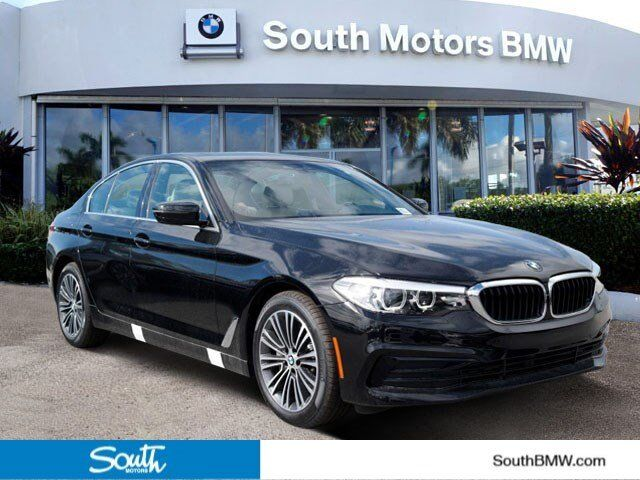 2019 Bmw 5 Series 530i Miami Fl 26674761