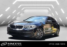 BMW 5 Series 530i Sport Line Only 5K Miles Warranty Msrp $59045. 2019