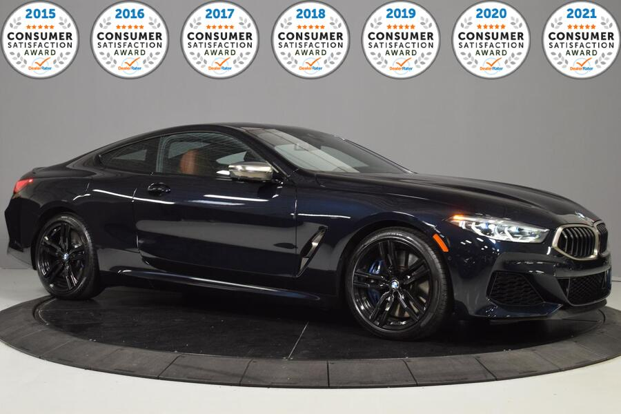 2019_BMW_8 Series_M850i xDrive_ Glendale Heights IL
