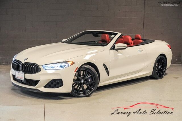 2019_BMW_M850i xDrive_2dr Convertible_ Chicago IL