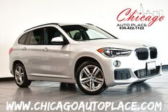 2019_BMW_X1_xDrive28i - M-SPORT 2.0L TWINPOWER TURBO 4-CYL ENGINE NAVIGATION BACKUP CAMERA PARKING SENSORS BLACK LEATHER HEATED SEATS PANO ROOF_ Bensenville IL