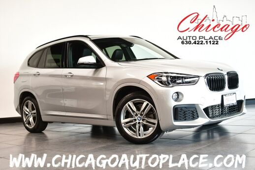 2019 BMW X1 xDrive28i - M-SPORT 2.0L TWINPOWER TURBO 4-CYL ENGINE NAVIGATION BACKUP CAMERA PARKING SENSORS BLACK LEATHER HEATED SEATS PANO ROOF Bensenville IL