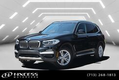 2019_BMW_X3_sDrive 30i Sport Navigation Roof Backup Camera Warranty!_ Houston TX