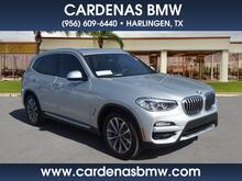 2019_BMW_X3_sDrive30i_ Harlingen TX
