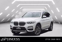 BMW X3 xDrive30i Sport Navi Panorama Roof Backup Camera. 2019