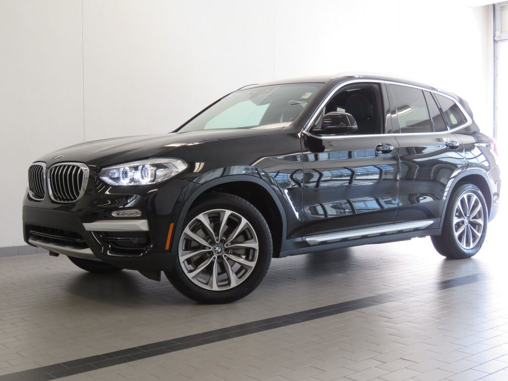 2019 BMW X3 xDrive30i Topeka KS