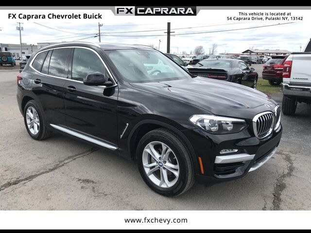 2019 BMW X3 xDrive30i Watertown NY