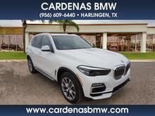 2019_BMW_X5_xDrive40i_ Harlingen TX