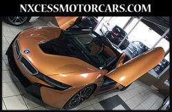 2019_BMW_i8 CONVERTIBLE_PLUG IN HYBRID CARBON FIBER TRIM WARRANTY._ Houston TX