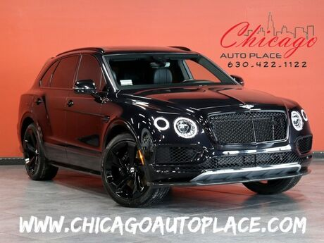 2019 Bentley Bentayga V8-Black Specification-MSRP-$204835 Bensenville IL
