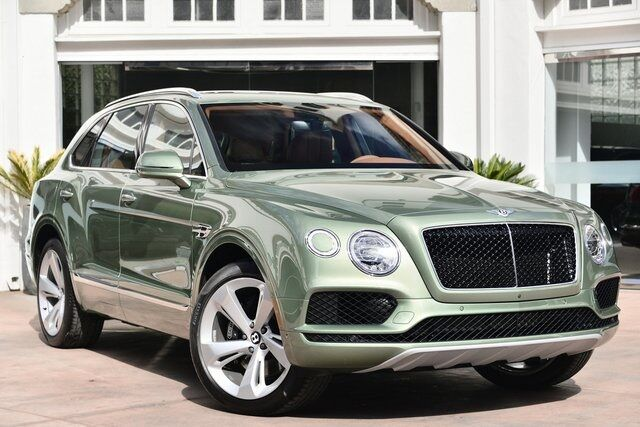 2019 Bentley Bentayga V8 V8 Lawrence KS