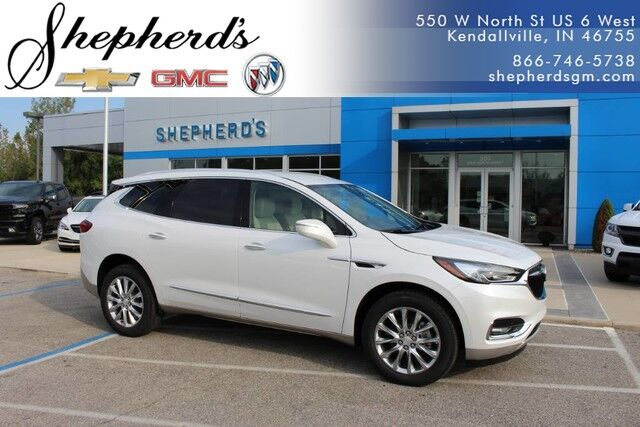 2019 Buick Enclave Essence Rochester IN