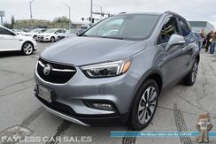 2019_Buick_Encore_Essence / AWD / Auto Start / Power & Heated Leather Seats / Heated Steering Wheel / Sunroof / Bose Speakers / Blind Spot Alert / Bluetooth / Back Up Camera / Aluminum Wheels / 1-Owner_ Anchorage AK