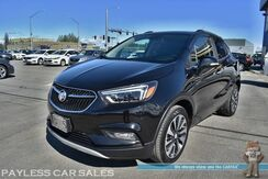 2019_Buick_Encore_Essence / AWD / Turbocharged / Auto Start / Heated Leather Seats & Steering Wheel / Sunroof / Bluetooth / Back Up Camera / Blind Spot Alert / Keyless Entry & Start / 29 MPG / 1-Owner_ Anchorage AK