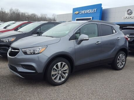 2019_Buick_Encore_Preferred_ Paris TN