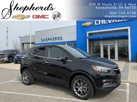 2019 Buick Encore Sport Touring Rochester IN