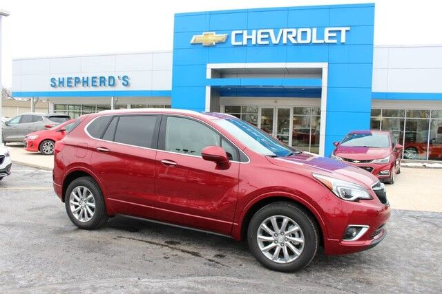 2019 Buick Envision Essence Rochester IN