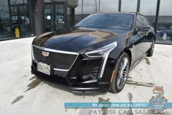 2019_Cadillac_CT6_Sport AWD / Driver Awareness Pkg / Convenience Pkg / Comfort & Technology Pkg / Heated & Cooled Leather Seats / Heated Steering Wheel / HUD / Lane Departure & Blind Spot Alert / Bose Speakers / Dual Sunroof / Only 9K Miles / 1-Owner_ Anchorage AK