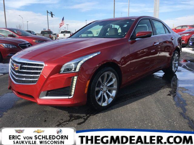 2019 Cadillac CTS Sedan Luxury AWD Milwaukee WI