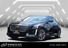 2019_Cadillac_CTS Sedan_Luxury RWD_ Houston TX
