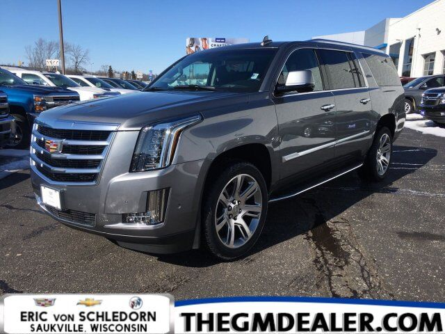 2019 Cadillac Escalade ESV Luxury 4WD Milwaukee WI
