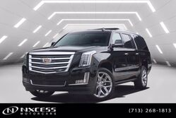 Cadillac Escalade ESV Platinum 4X4 MSRP $105K Factory Warranty. 2019