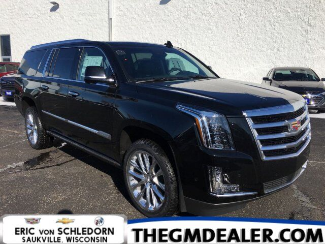 2019 Cadillac Escalade ESV Premium Luxury 4WD Milwaukee WI