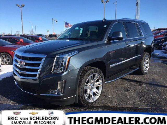 2019 Cadillac Escalade Luxury 4WD Milwaukee WI