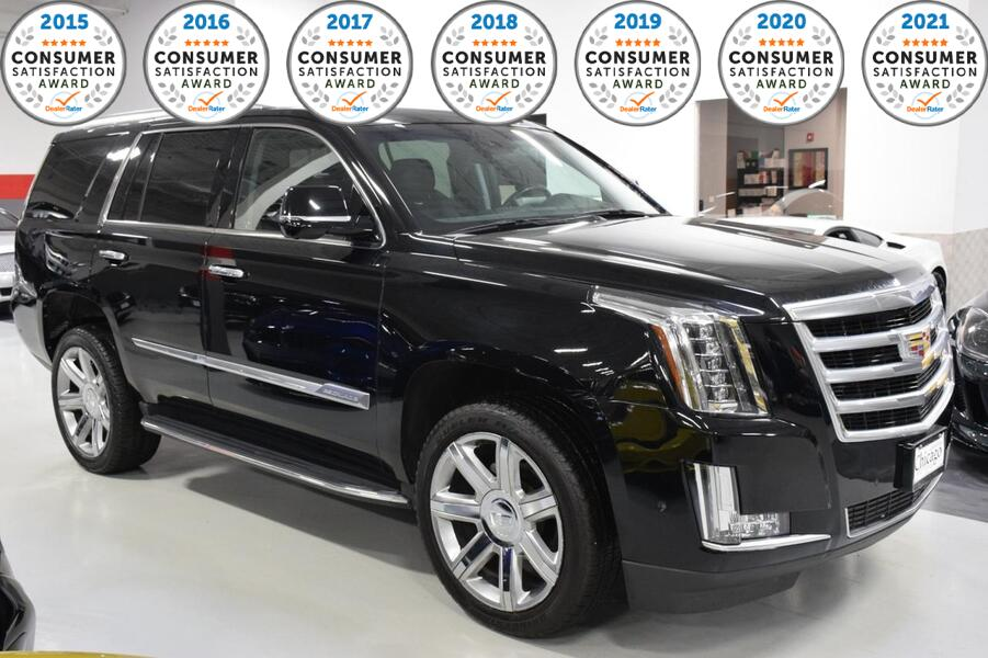 2019_Cadillac_Escalade_Luxury_ Glendale Heights IL