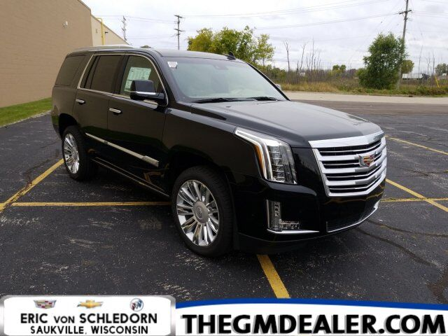 2019 Cadillac Escalade Platinum 4WD Milwaukee WI