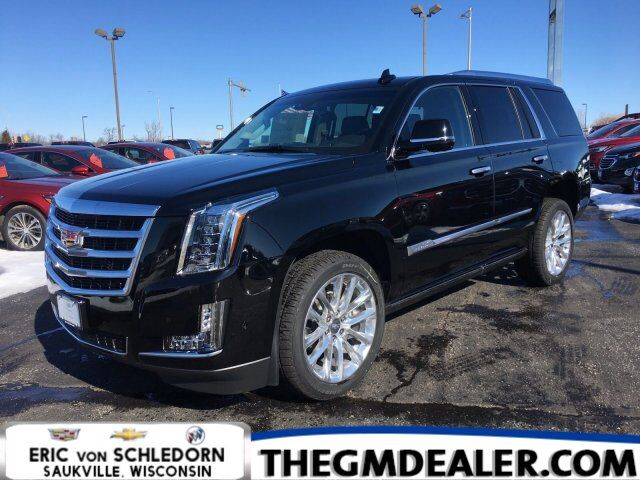 2019 Cadillac Escalade Premium Luxury 4WD Milwaukee WI